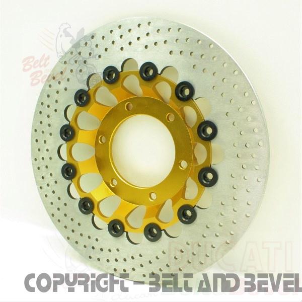 280mm Floating brake disc  F1 Bevel etc